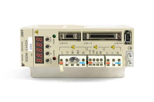 安川電機 ACサーボパック SGDM-04ADA (ソフトVer0045)