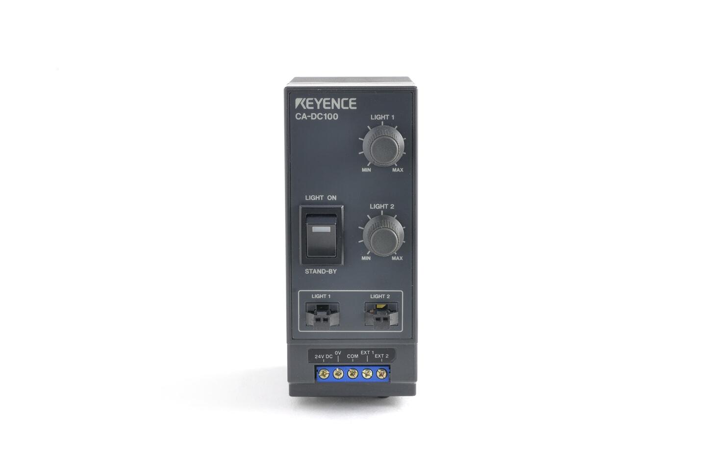キーエンス 照明・照明コントローラ CA-DC100