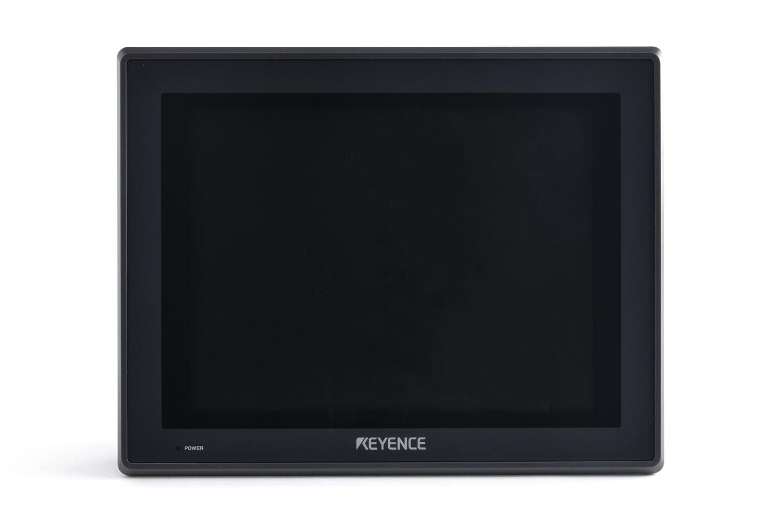キーエンス 8.4型液晶カラーモニタ(アナログSVGA) CA-MP80 (バックライト消耗)