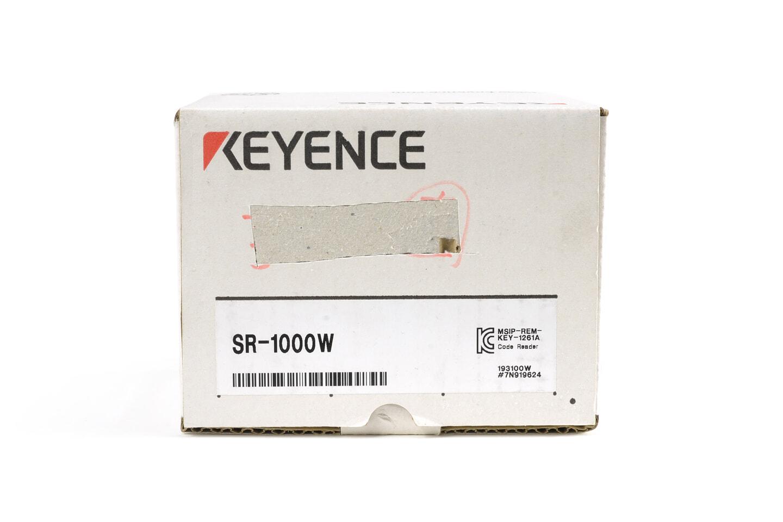キーエンス オートフォーカスコードリーダ SR-1000W