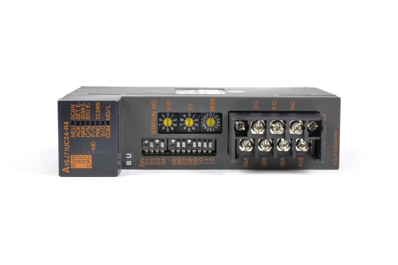 三菱 計算機リンクユニット A1SJ71UC24-R4 (99年製・BU)