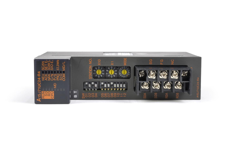 三菱 計算機リンクユニット A1SJ71UC24-R4 (98年製・BT)