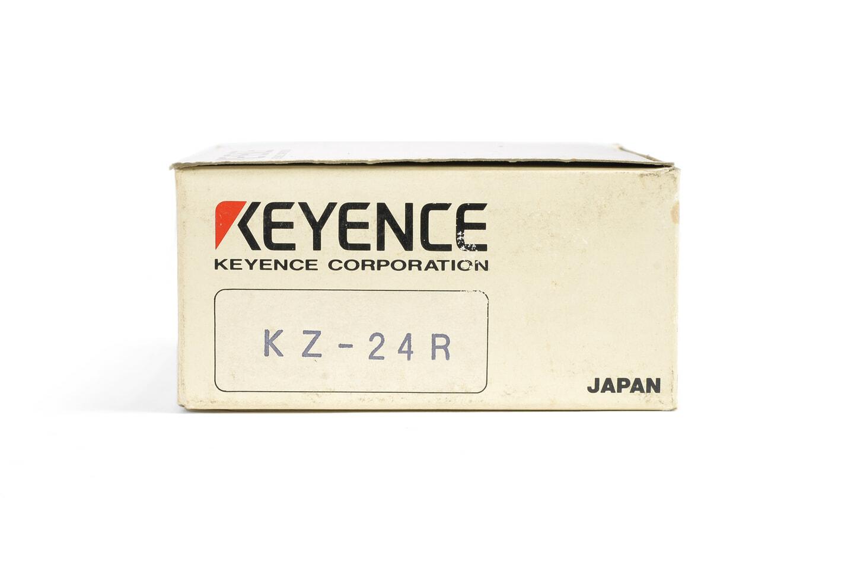 キーエンス プログラマブルコントローラ KZ-24R