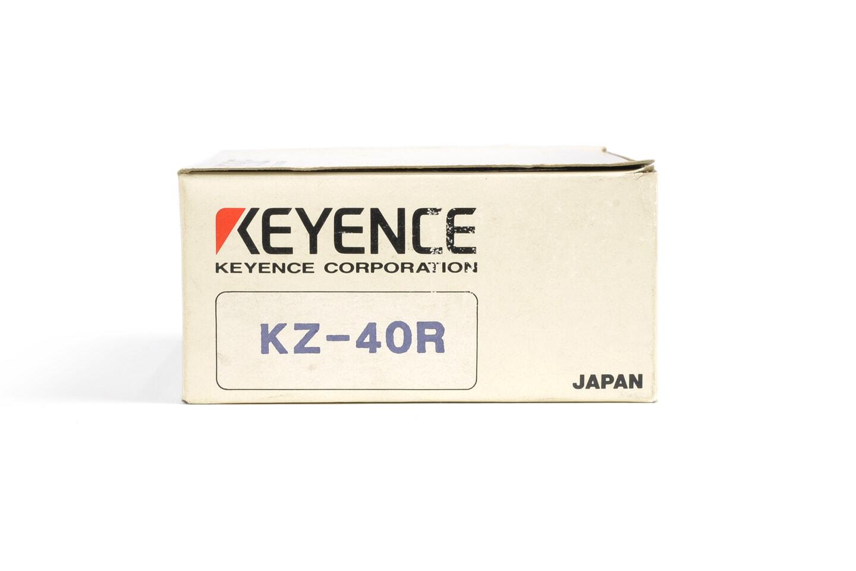 キーエンス プログラマブルコントローラ KZ-40R