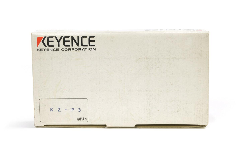 キーエンス プログラミングコンソール KZ-P3