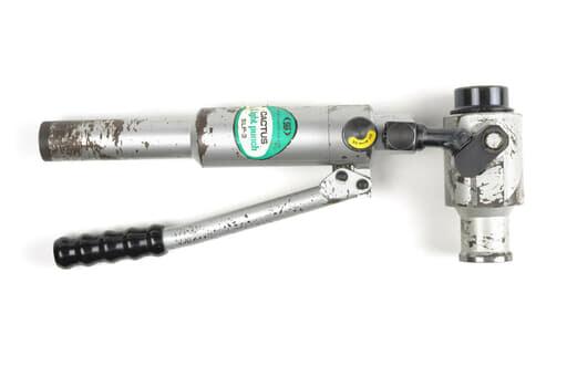 カクタス ライトパンチ(油圧式鋼板穴あけ機) SLP-3