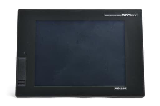 三菱 グラフィックオペレーションターミナル GT1672-VNBD (15年製)