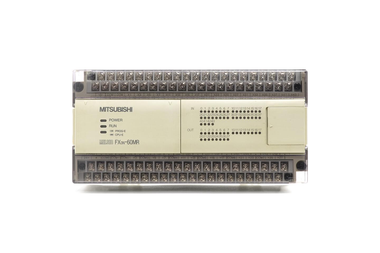 三菱 シーケンサ FX0N-60MR (製造年不明・V2.00)
