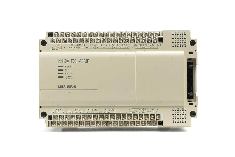 三菱 シーケンサ FX2-48MR (94年製・V3.07)
