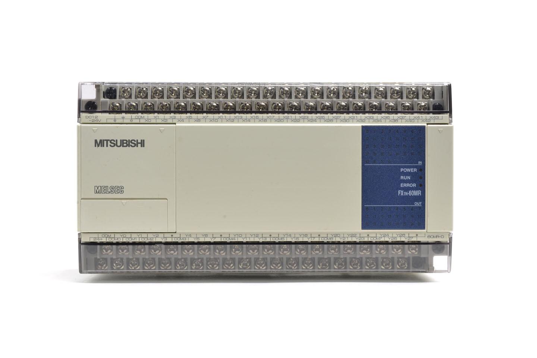 三菱 シーケンサ FX1N-60MR-D (04年製・V2.10)