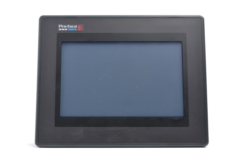 デジタル プログラマブル表示器 GP477R-EG11 (表示が暗い)