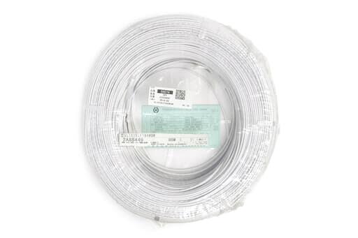 東日京三 機器内配線用耐熱ビニル電線 UL1015LF16AWGW