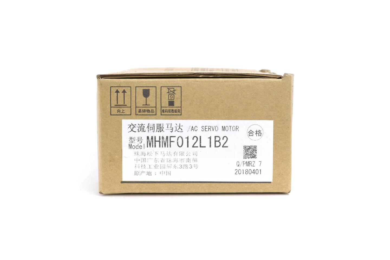パナソニック MINAS A6ファミリー サーボモータ MHMF012L1B2