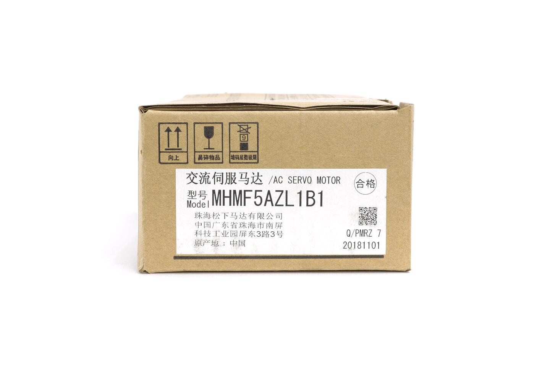 パナソニック MINAS A6ファミリー サーボモータ MHMF5AZL1B1