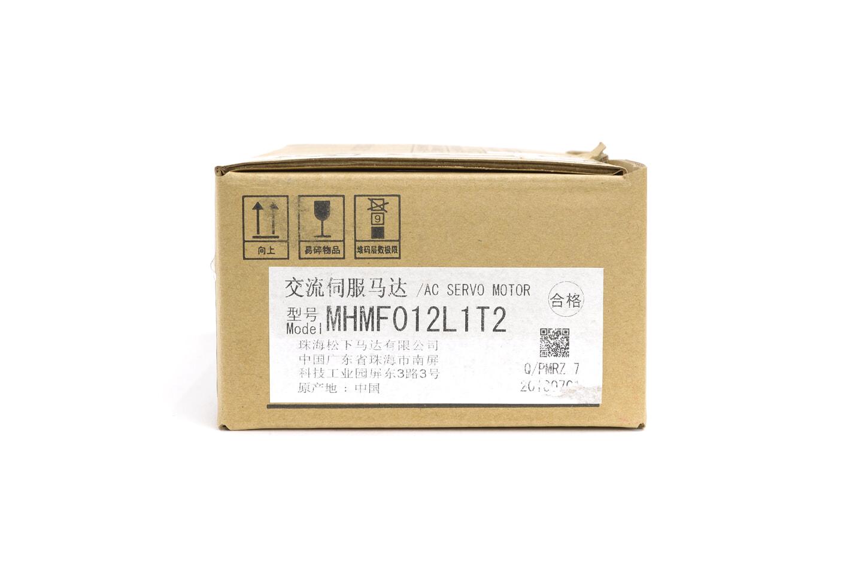 パナソニック MINAS A6ファミリー サーボモータ MHMF012L1T2