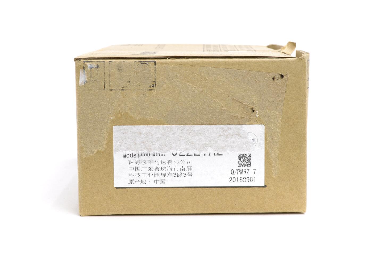 パナソニック MINAS A6ファミリー サーボモータ MHMF022L1A2