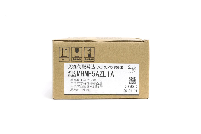 パナソニック MINAS A6ファミリー サーボモータ MHMF5AZL1A1