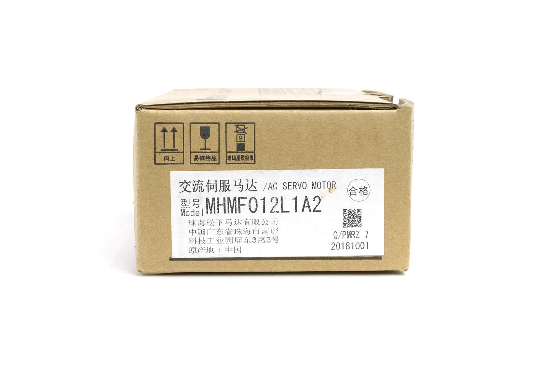 パナソニック MINAS A6ファミリー サーボモータ MHMF012L1A2