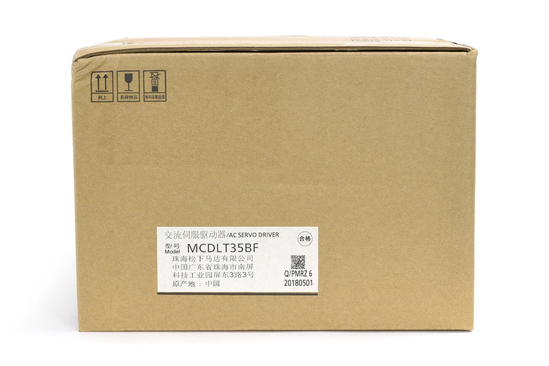 パナソニック MINAS A6Bシリーズ サーボアンプ MCDLT35BF (18年製)