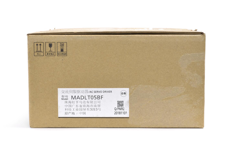 パナソニック MINAS A6Bシリーズ サーボアンプ MADLT05BF (18年製)