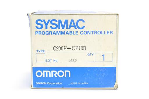オムロン CPUユニット C200H-CPU01 (90年製)