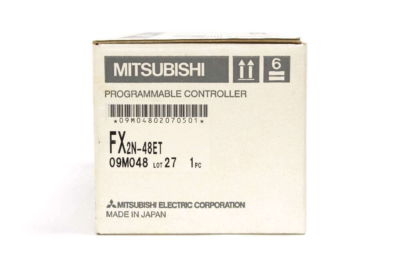 三菱 入出力増設ユニット FX2N-48ET (02年製)