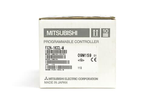 三菱 CC-Linkシステムマスタブロック FX2N-16CCL-M (11年製)