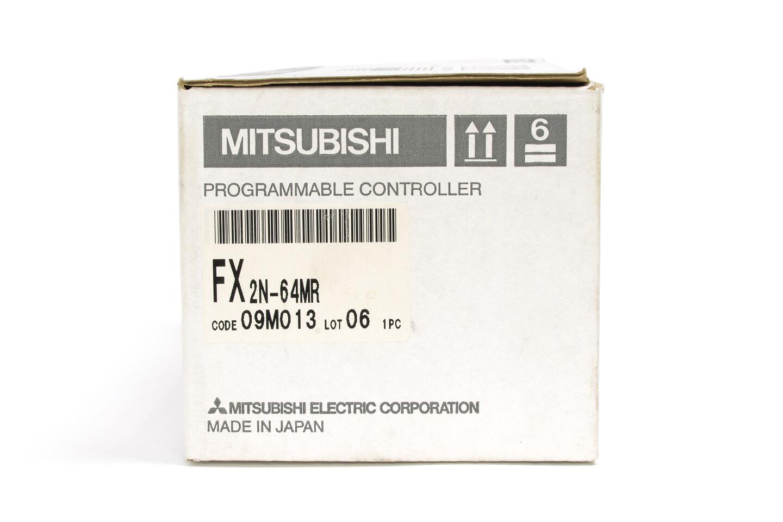 三菱 シーケンサ FX2N-64MR (00年製・キズあり)
