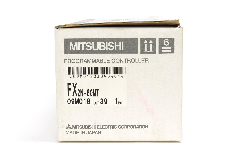 三菱 シーケンサ FX2N-80MT (03年製)