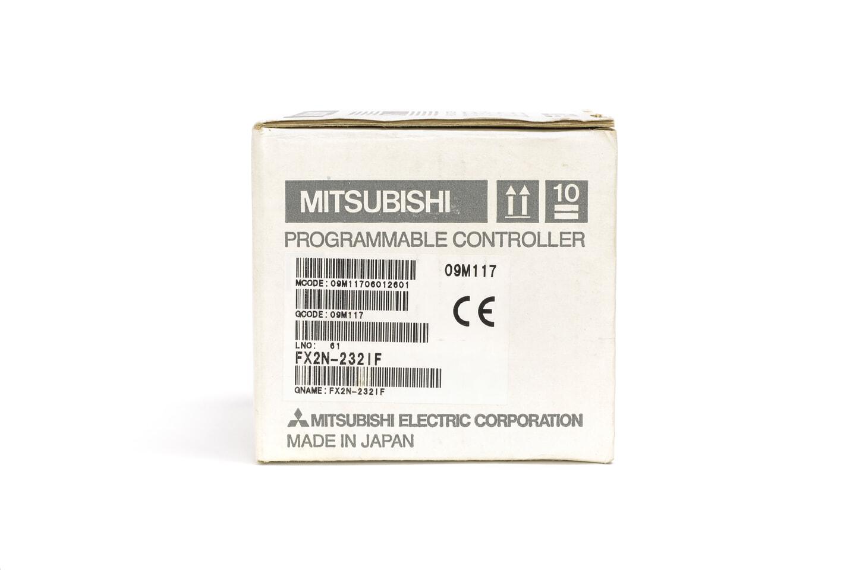 三菱 RS-232C通信用特殊ブロック FX2N-232IF (06年製)