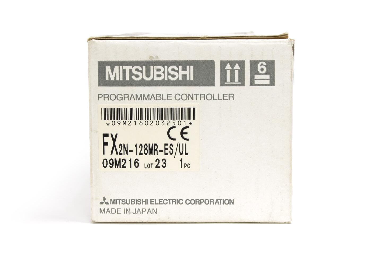 三菱 シーケンサ FX2N-128MR-ES/UL (02年製)