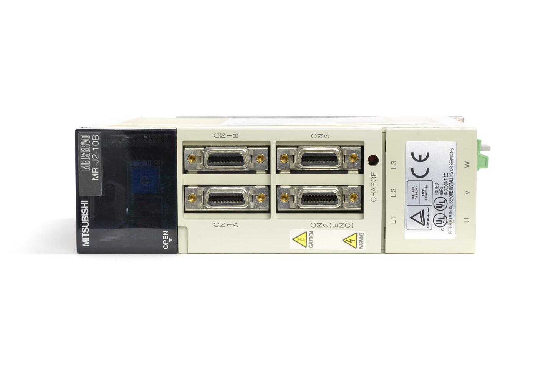 三菱 ACサーボアンプ MR-J2-10B (電源ON累積時間11176h)