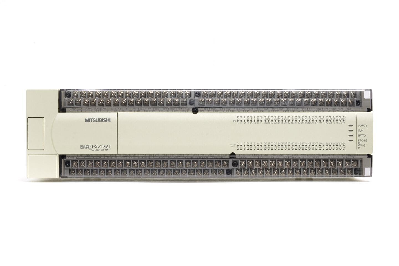 三菱 シーケンサ FX2N-128MT (04年製・V3.10・欠けあり)