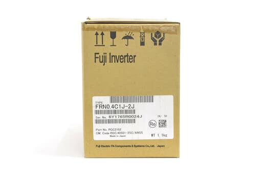 富士電機 インバータ FRN0.4C1J-2J