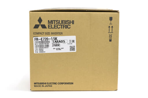 三菱 インバータ FR-E720-1.5K