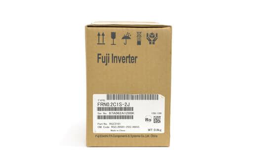 富士電機 インバータ FRN0.2C1S-2J