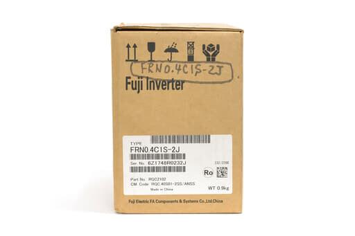 富士電機 インバータ FRN0.4C1S-2J