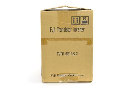 富士電機 インバータ FVR1.5E11S-2