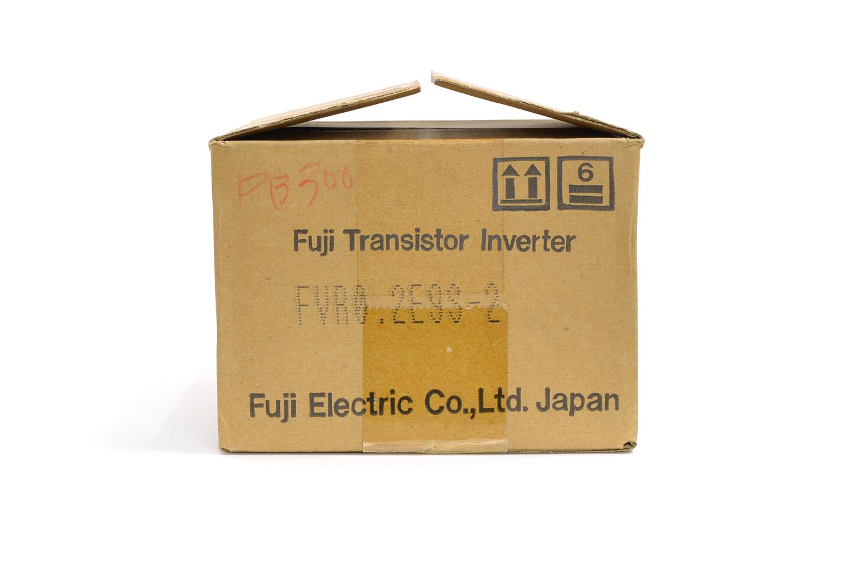 富士電機 インバータ FVR0.2E9S-2