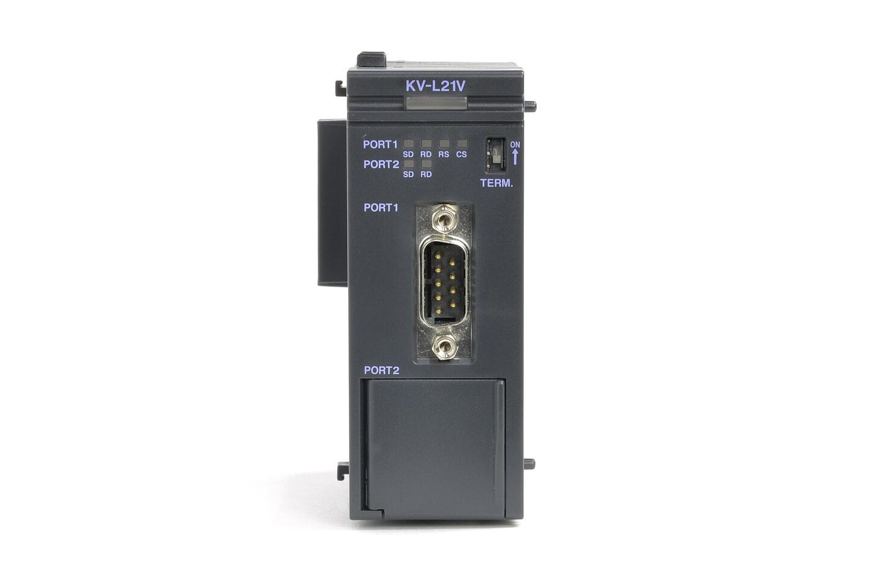 キーエンス シリアルコミュニケーションユニット KV-L21V