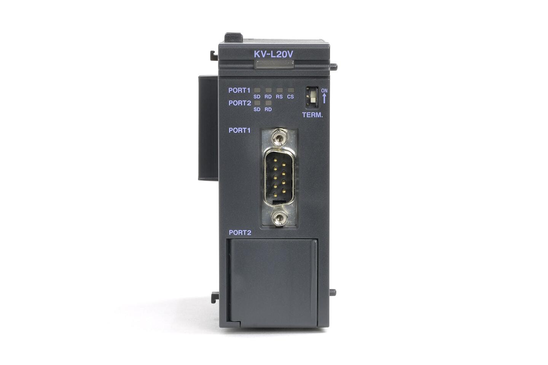 キーエンス シリアルコミュニケーションユニット KV-L20V