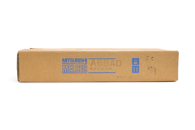 三菱 アナログ−デジタル変換ユニット A68AD (94年製)