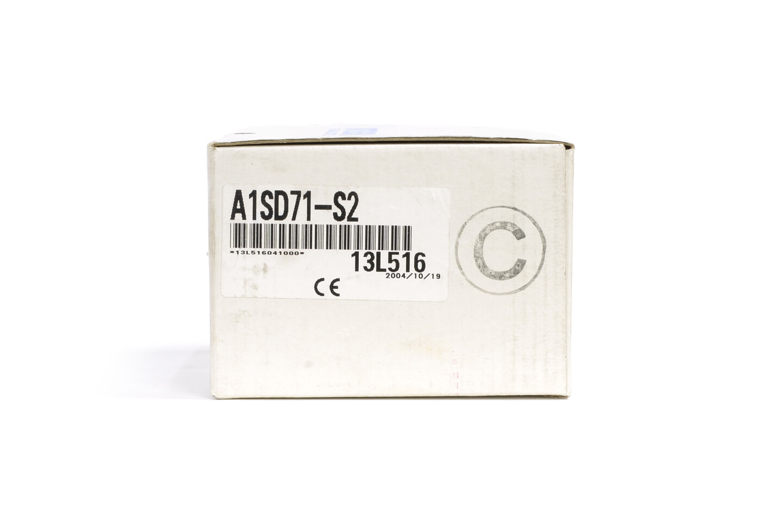 三菱 位置決めユニット A1SD71-S2 (04年・EG)