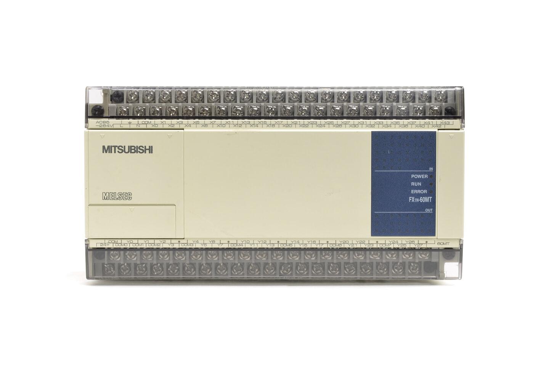 三菱 シーケンサ FX1N-60MT (05年製・V2.10)