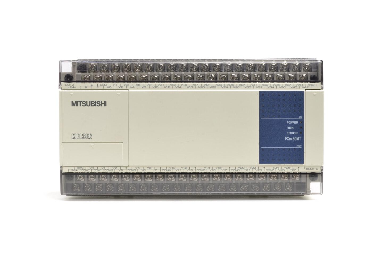 三菱 シーケンサ FX1N-60MT-D (04年製・V2.10)