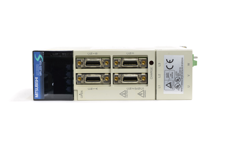 三菱 ACサーボアンプ MR-J2S-10A (電源ON累積時間102264h)