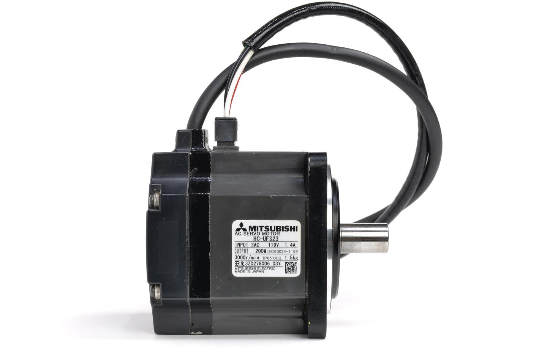 三菱 ACサーボモータ HC-UFS23