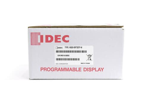 IDEC プログラマブル表示器 HG2G-V5FT22TF-W
