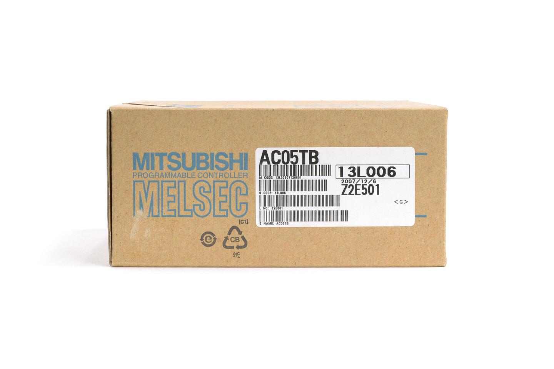 三菱 コネクタ端子台変換ユニット用ケーブル AC05TB