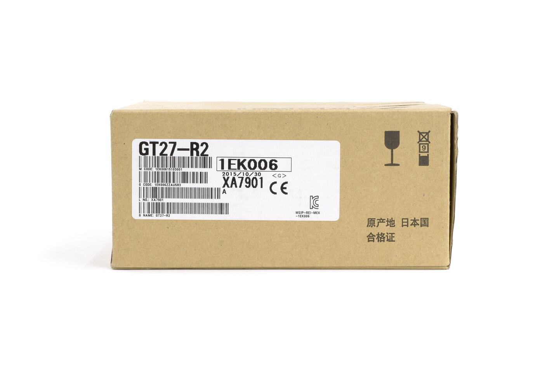 三菱 ビデオ/RGB入出力ユニット GT27-R2